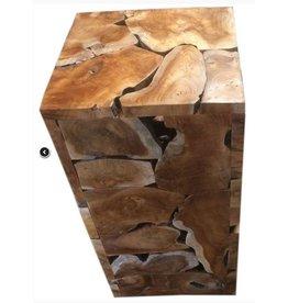 Eliassen Pedestal teak exclusive 60cm