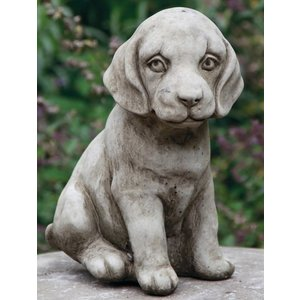 Dragonstone Small seated puppy