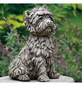 Dragonstone Tuinbeeld West Highland Terrier hond