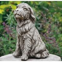 Tuinbeeld Bearded Collie (Disney) hond