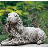 Tuinbeeld Cocker hond