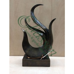 Eliassen Bronze statue abstract figure