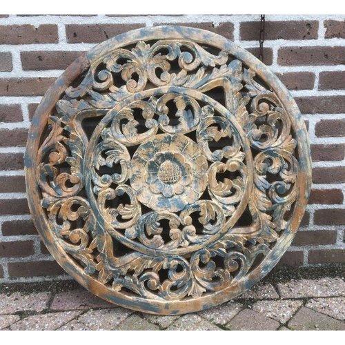 Wandpaneel Holz 74cm