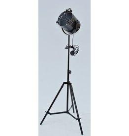 Eliassen Spotlamp op driepoot Industrie