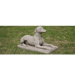 Dragonstone Garden image Whippet dog