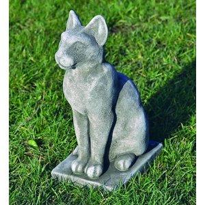 Dragonstone Gartenstatue Pharao Katze