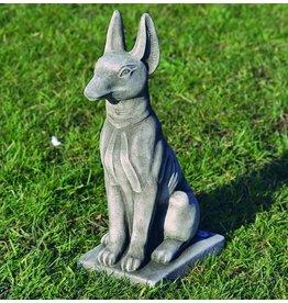 Dragonstone Garden statue pharaoh dog