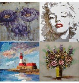 Schilderijen canvas SALE