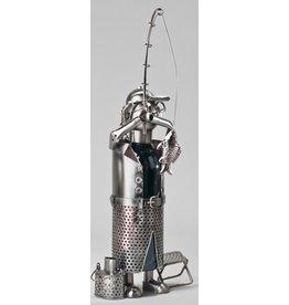 Wine bottle holder Visser