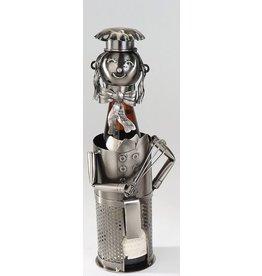 Wine bottle holder Cook