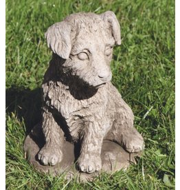 Garten Statue Hund Jack Russel