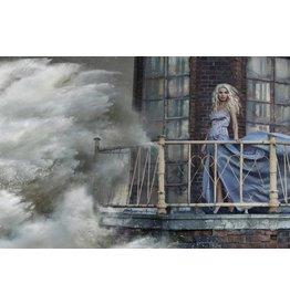 Eliassen Glass painting 80x120cm Dream 1