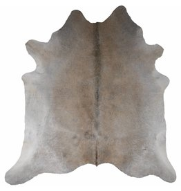 Bovine skin large Gray-beige