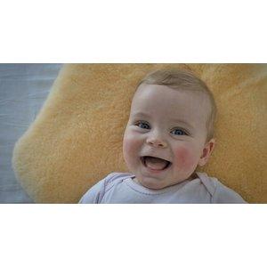 Sheepskin baby