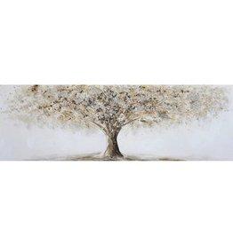 Leinwandbild 50 x 150 cm Baum