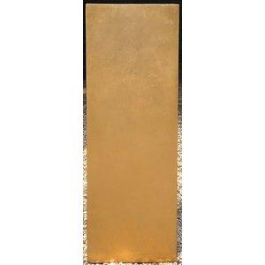 Eliassen Zuil mat  goud 80cm