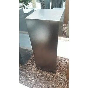 Eliassen Zuil Zilver- Metaal kleur  80cm