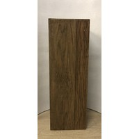 Base Natural wood 28x28x80cm