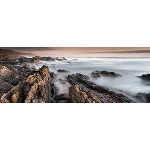 Glas schilderij 60x160cm Ierland
