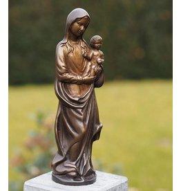 Eliassen Mariabeeld klein brons