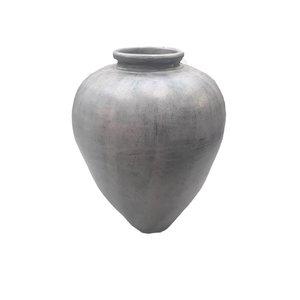 Eliassen Interior Vase Spolla 100x80cm Alt grau