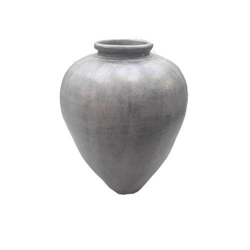 Eliassen Interior Vase Spolla 100x80cm Old gray