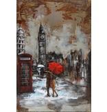 Eliassen 3D schilderij Londen 120x80cm