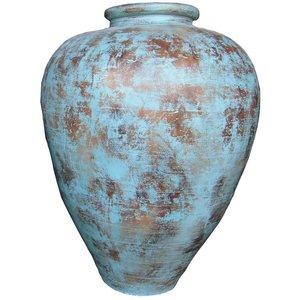Eliassen Interior Vase Spolla 100x80cm Turquoise