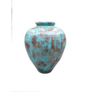 Eliassen Interior Vase Spolla 80x65cm Turquoise