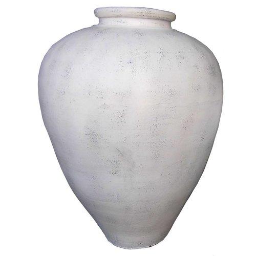 Eliassen Interior Vase Spolla 80x65cm Old white