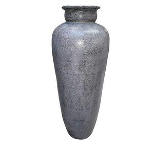 Eliassen Interior Vase Glato 100cm Old gray