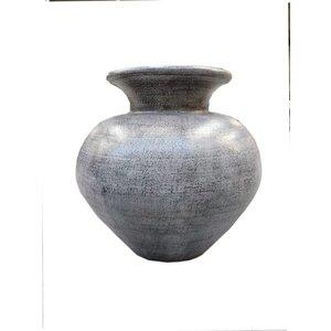 Eliassen Interior Vase Polos Old gray 50x60cm