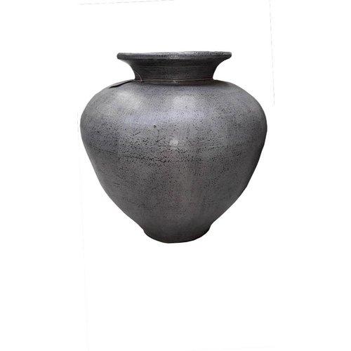 Eliassen Interior Vase Polos Old gray 70x80cm