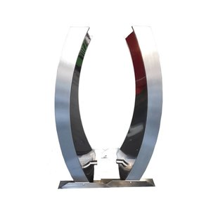 Eliassen Water feature stainless steel Duets