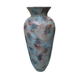 Eliassen Interieur Vaas  Kolo  Oud turquoise 60x120cm