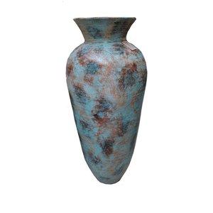 Eliassen Interior Vase Kolo Old turquoise 60x120cm