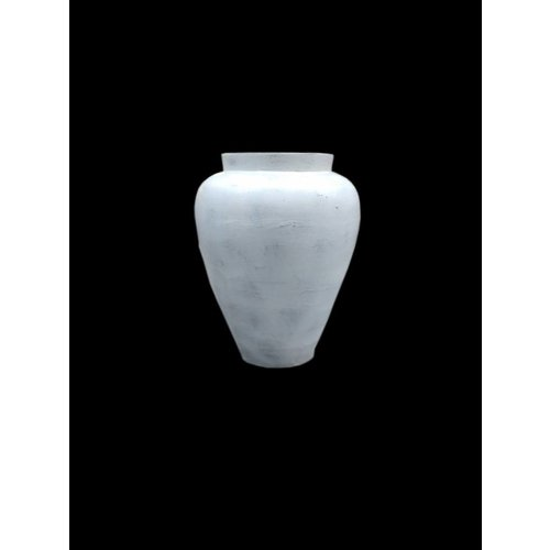 Eliassen Interior Vase Talp old white 80x65cm