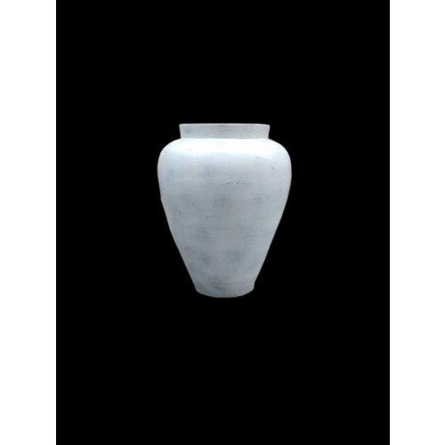 Eliassen Innenvase Talp alt weiß 90x75cm