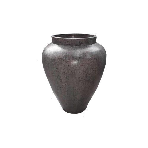Eliassen Interior Vase Talp old gray 80x65cm