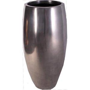 Interior Vase Alu 47x120cm