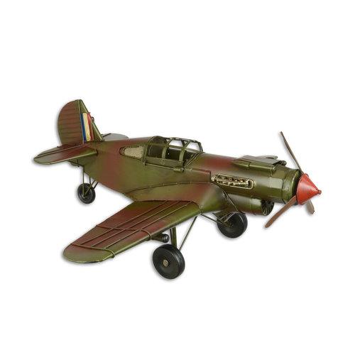 Eliassen Miniatur-Modellflugzeug Jager-Flugzeug