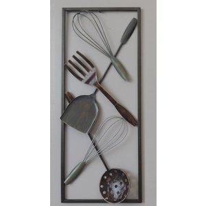 Eliassen Wanddekoration Küche 25x60cm