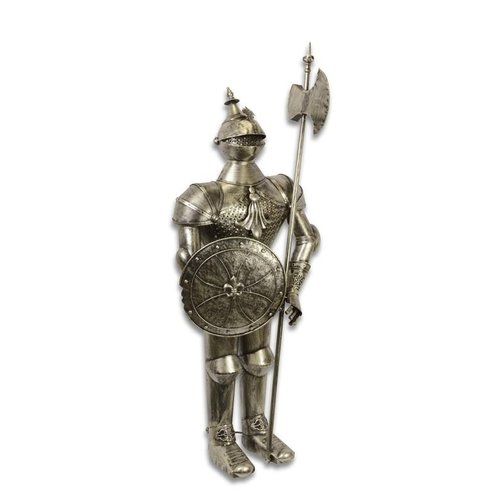 Eliassen Knight 3D in armor with shield 138cm