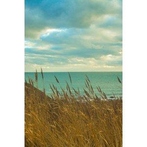 Wandkraft Glasmalerei Dorset 148x98cm