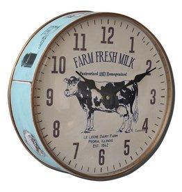 Eliassen Keksdose Uhr Rindfleisch