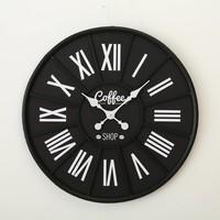 Wall clock large Starba