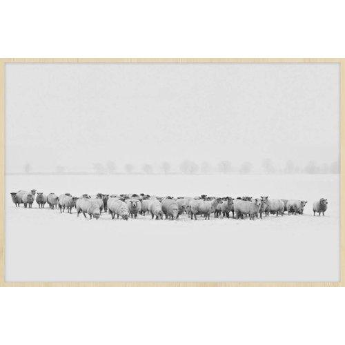 Wandkraft Painting forex Flock 148x98cm