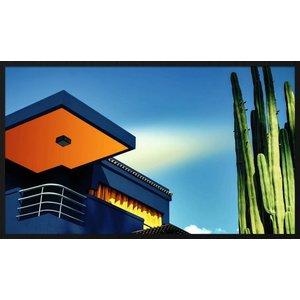 Wandkraft Gemälde Forex Balkon 148x98cm
