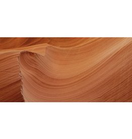 Wandkraft Painting dibond Sand 98x48cm