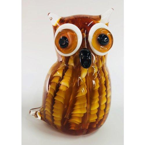 Glass animal Owl 1